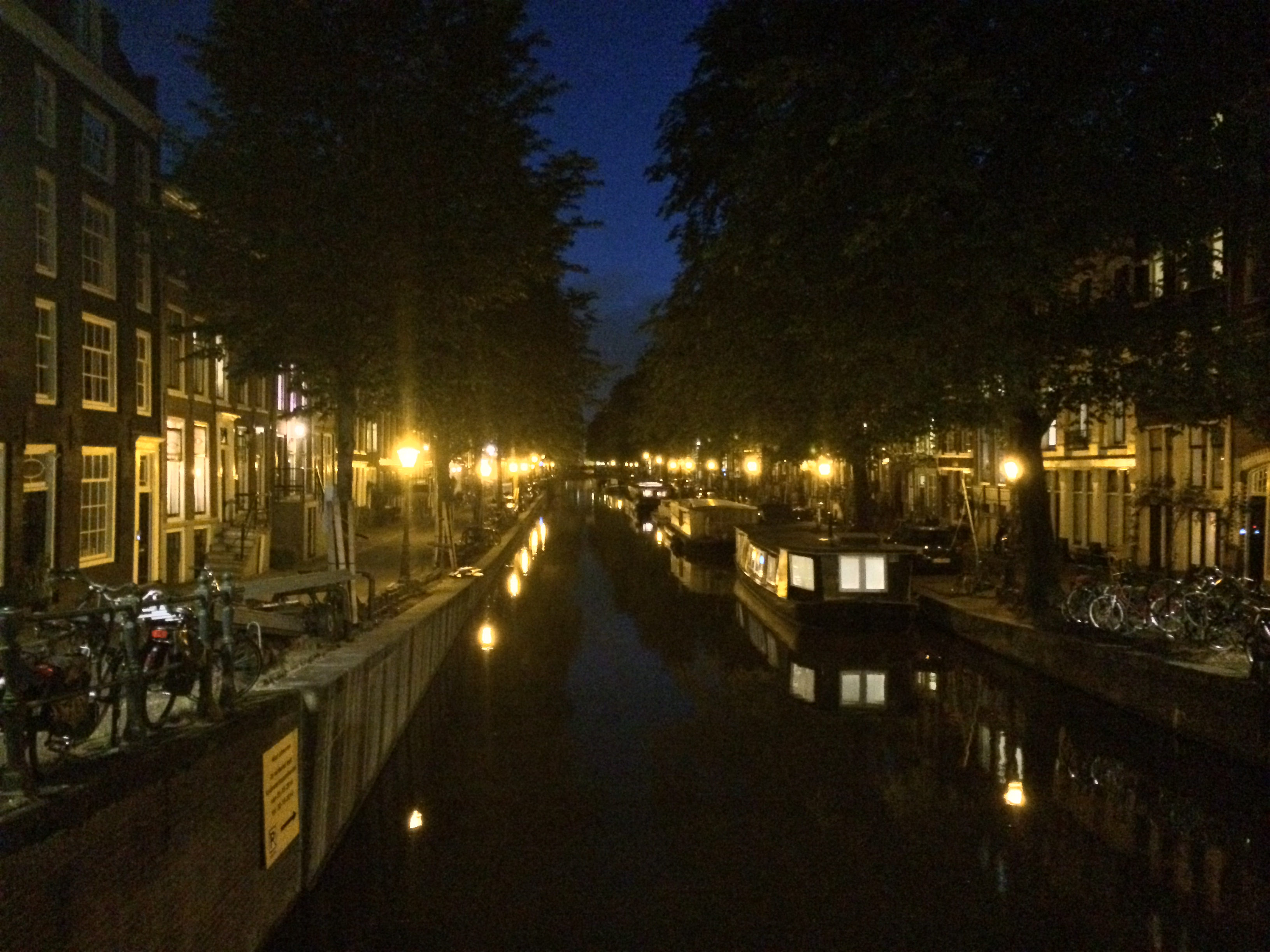 Amsterdam By Night In Pictures Ourroute